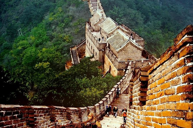 Beijing Private Tour to Great Wall at Mutianyu and Temple of Heaven