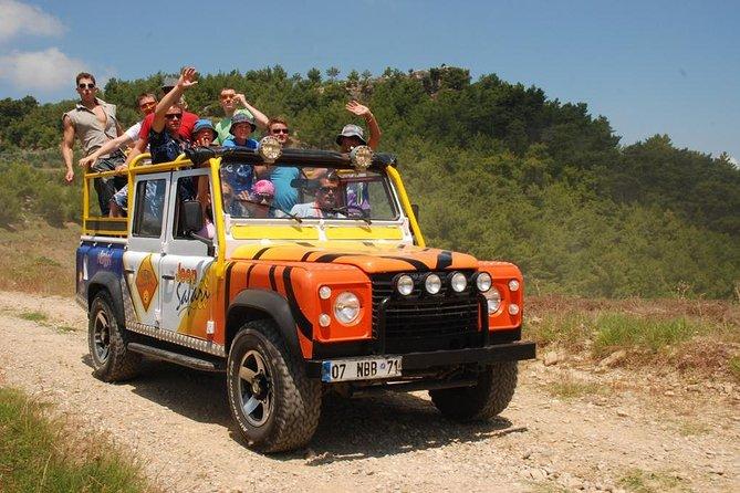 Jeep Safari: Saklikent Gorge, Ancient Tlos and lunch on the fish farm