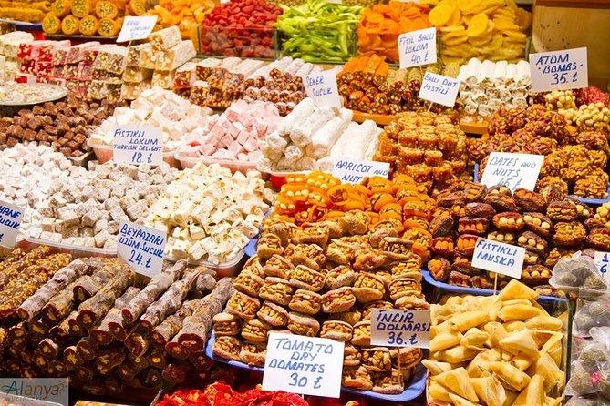 5-Hour Tour to Turgutreis Market from Bodrum