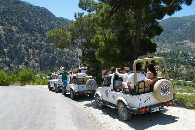 Safari Adventure in the mountains from Kemer