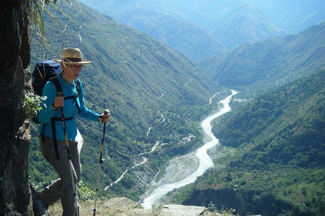 Private and All Inclusive Inca jungle trail to Machu Picchu