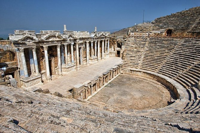 Pamukkale and Hierapolis Ancient City tour from Didim photo 2