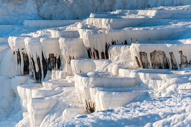 Pamukkale Hot Springs and Hierapolis Excursion