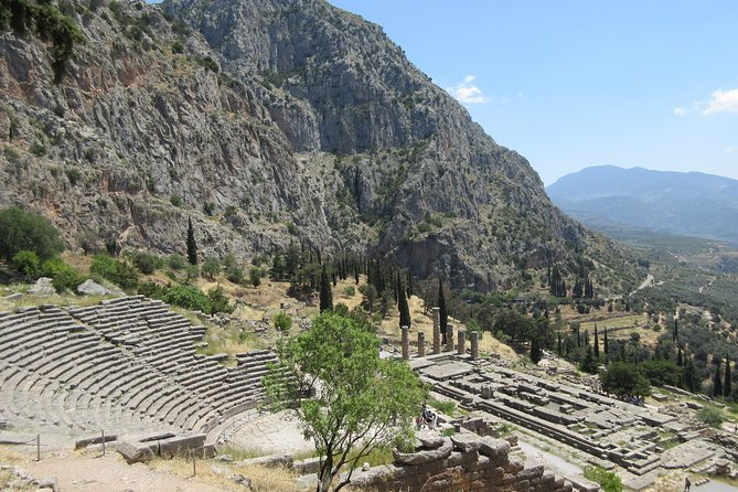 Delphi Small Group Day Trip from Athens