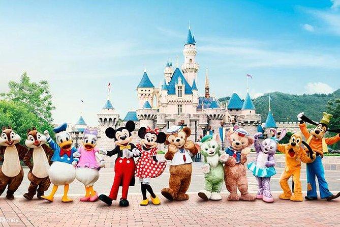 Hong Kong Disneyland in Hong Kong, | Expedia