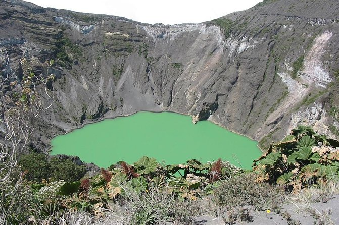 Half-Day Trip to Irazu Volcano and Cartago from San Jose