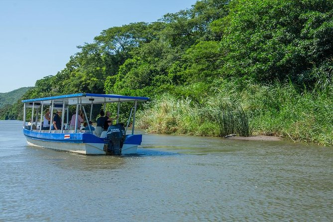 Bebedero River Boat Tour from Guanacaste
