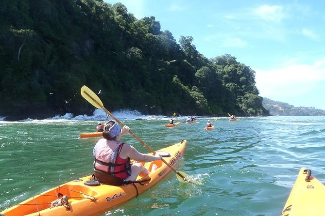 Kayak and Snorkeling Tour from Jaco