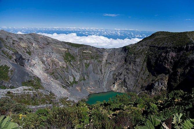 Prusia Park and Irazu Volcano