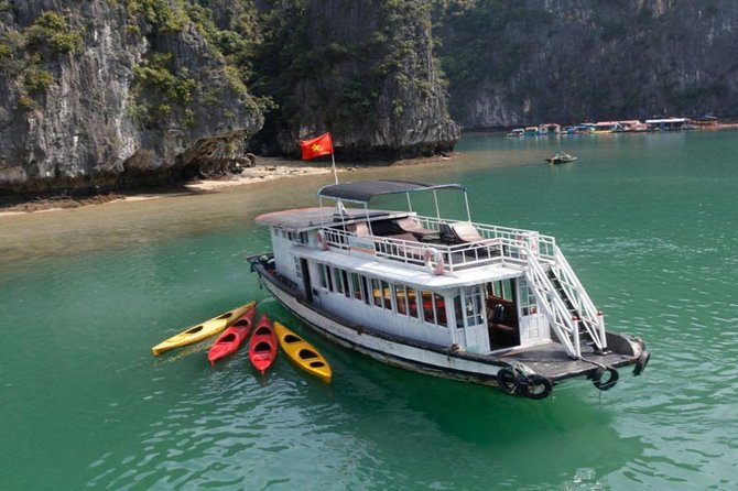 Halong Bay One Day Trip Group Tour