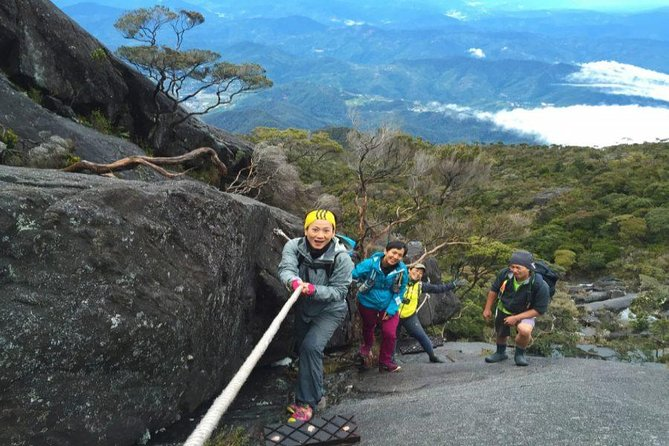 Mount Kinabalu Climbing 3 Days 2 Nights