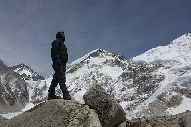 Everest Base Camp Trek - Hiking to Mt Everest
