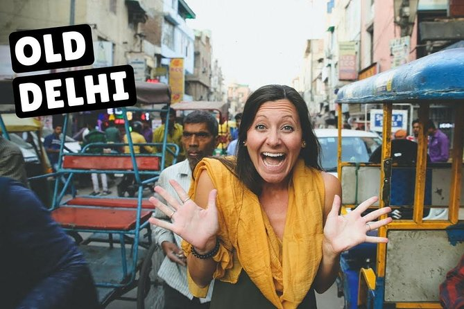 Old Delhi Walking And Tasting Guided Tour