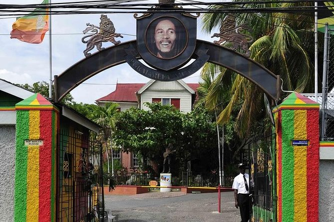 Jamaican Music History Tour of Kingston