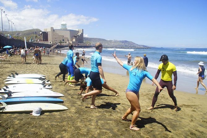 University Surf School: Learn To Surf With Local Surfers