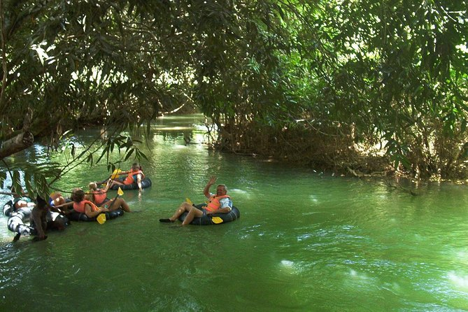 Half-Day Tubing and Horseback Riding in Montego Bay