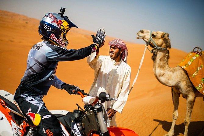 CAMEL & QUAD COMBO IN TUNISIA