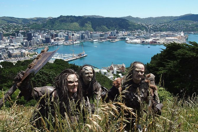Wellington's Full Day Lord of the Rings Locations Tour including Lunch