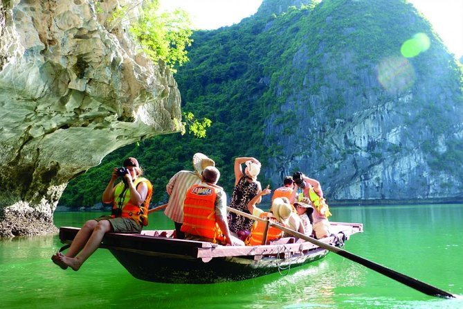 Day trip to Halong Bay from Hanoi
