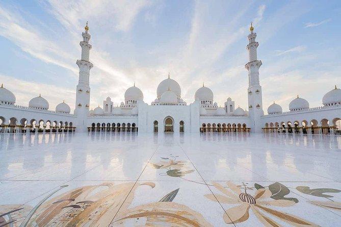 Visita Abu Dhabi: Gran Mezquita, Heritage Village, Emirates Palace y Ferrari World