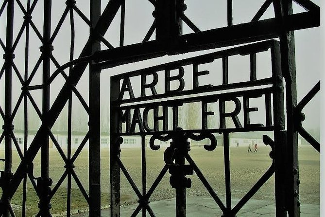 Dachau Small-Group Half-Day Tour from Munich By Train