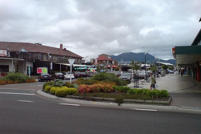 Taupo Self-Guided Audio Tour
