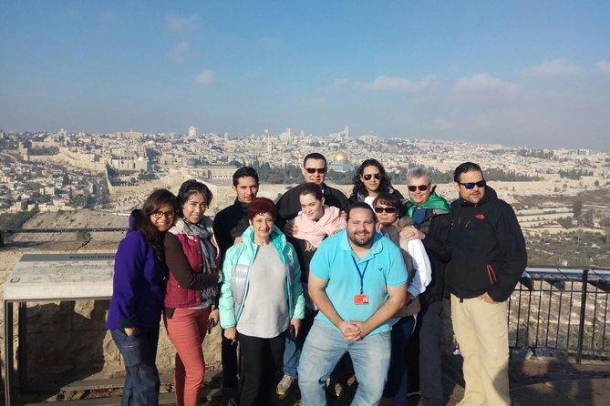 Jerusalem and Bethlehem small group tour from Haifa Port 2021-2022
