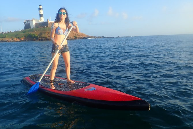 Private Stand-Up Paddleboarding in Salvador da Bahia