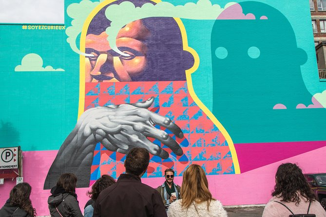 Montreal Mural Tour