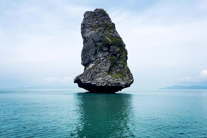 Angthong National Marine Park by Big Boat with Snorkeling
