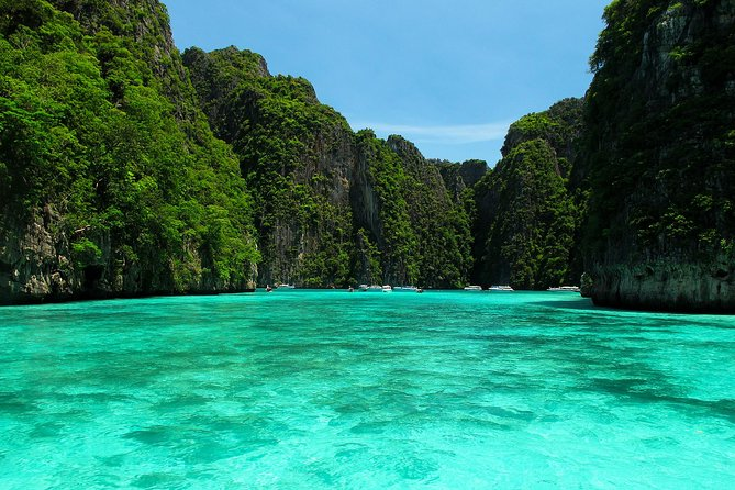 Full-Day Phi Phi Islands Tour with Lunch from Krabi