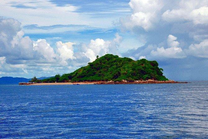 5 horas Excursão à ilha de Coral com buffet internacional de lancha saindo de Pattaya