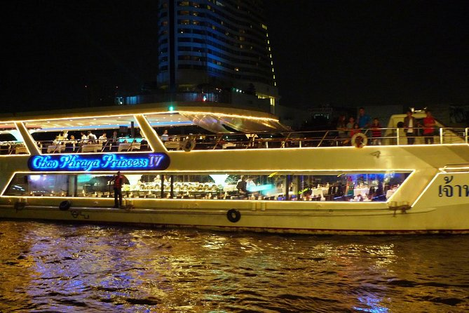 Chao Phraya River Dinner Cruise