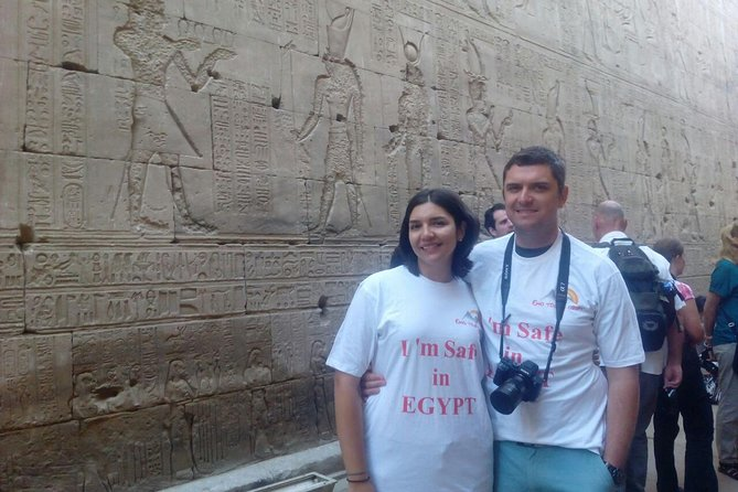 Viaje de un día a Luxor desde El Cairo en vuelo