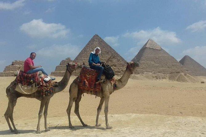 Best Cairo Adventure Tours Visit Giza Pyramids and ATV Quad Bike Ride in Desert