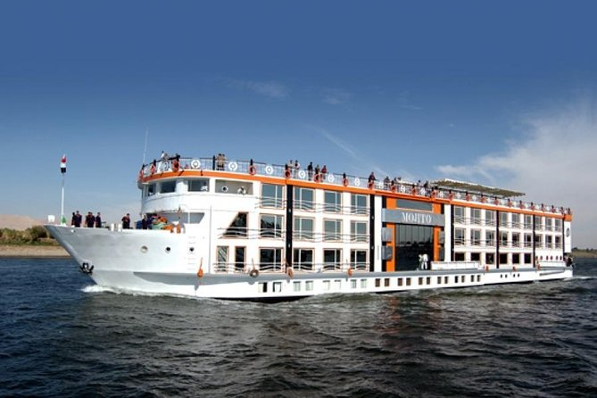 Book Zeina Nile cruis 5 days 4 nights from Luxor to Aswan included sightseen