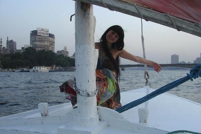 2 Hours Felucca Ride on the Nile River from Luxor Enjoy Sunset