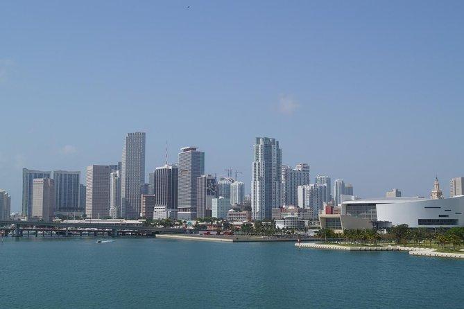 Visite de la ville de Miami et croisière sur la baie de Biscayne avec un petit groupe