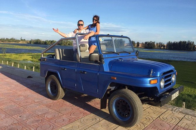 Private Tour Mui Ne Sand Dunes by Jeep