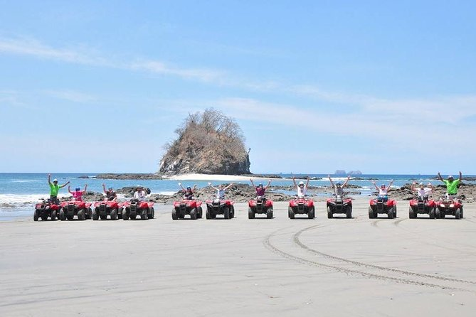 ATV adventure from Riu, Secrets and papagayo photo 1