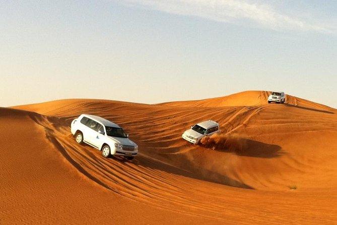 Combo Tour - Dubai Desert Safari and Dhow Cruise Dinner