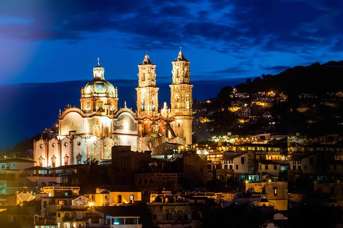 TAXCO THE SILVER CITY
