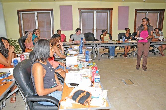 Sesión interactiva de lengua Patwa de Jamaica