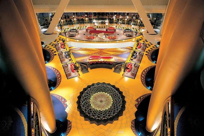 Burj Al Arab Lunch and Dubai Sightseeing: Covid-19 safe & PRIVATE tour
