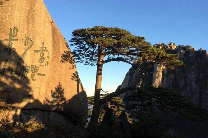 Mount Huangshan Highlights Group Tour -No Shopping