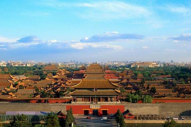 Beijing City Tour: Forbidden City, Temple of Heaven & Summer Palace