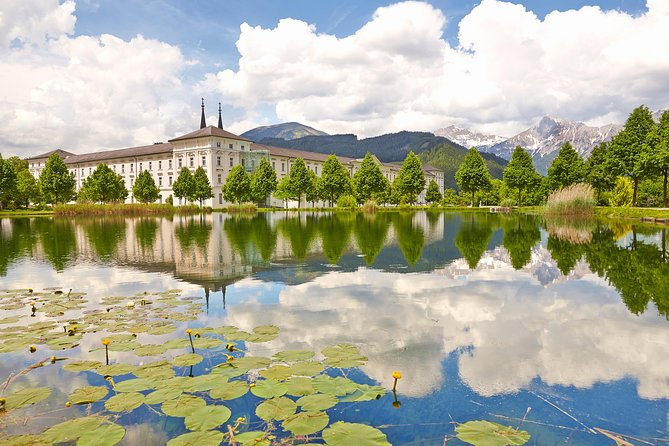 Alpine Panoramic Hallstatt Day Trip Tour from Vienna incl. Admont Abbey Visit