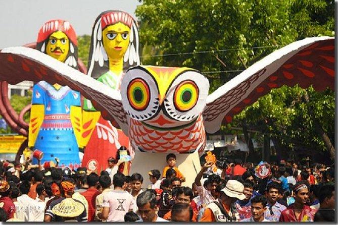Volledige dagtour van de Bengaalse nieuwjaarsviering in Dhaka