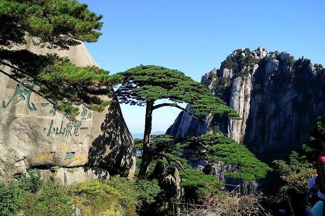Excursion d'un jour à Huangshan Yellow Mountain
