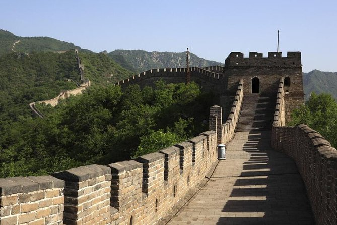 Small-Group Day Tour of the Mutianyu Great Wall with Forbidden City Visit photo 1